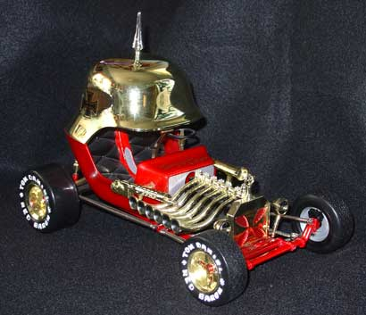 gold red baron 1/18th